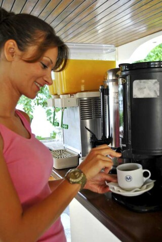 facilities hotel maro greek breakfast