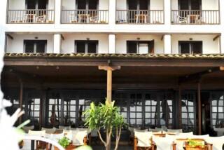 family hotel maro in pelion