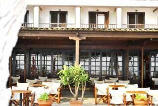 hotel maro in pelion